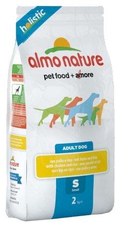 Корм для собак Almo Nature Holistic Adult Dog Small Chicken and Rice