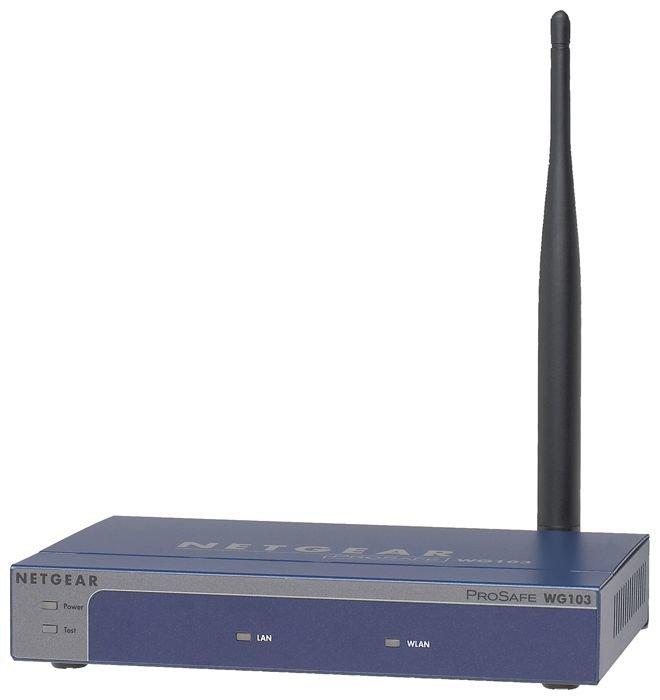 Wi-Fi роутер NETGEAR WG103
