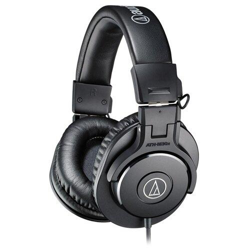 Наушники Audio-Technica ATH-M30x, черный