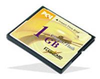 Карта памяти PQI Compact Flash Card 1GB
