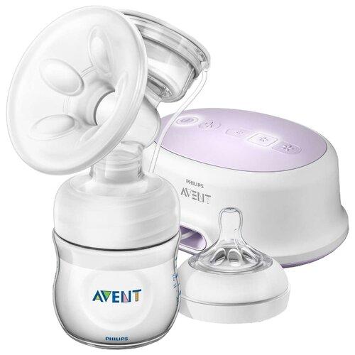 Купить Электрический молокоотсос Philips AVENT Natural SCF332/01, Молокоотсосы