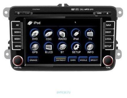Автомагнитола FlyAudio E7507B-NAVI-4-1