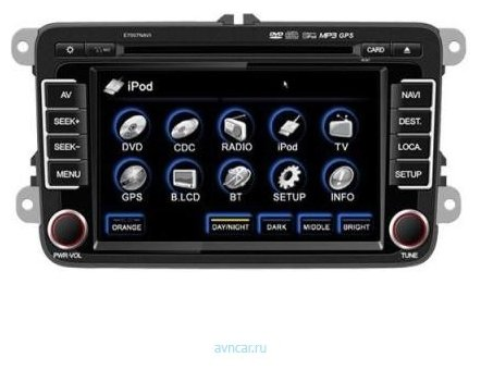FlyAudio E7507B-NAVI-4-1
