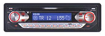 Автомагнитола LG TCH-M542
