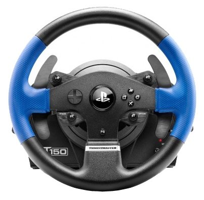 Руль Thrustmaster T150 RS EU Version + педали