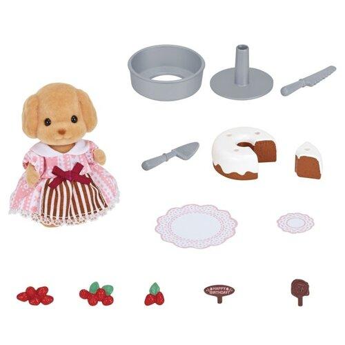 Купить Игровой набор Sylvanian Families украшения тортиков 5264, Игровые наборы и фигурки