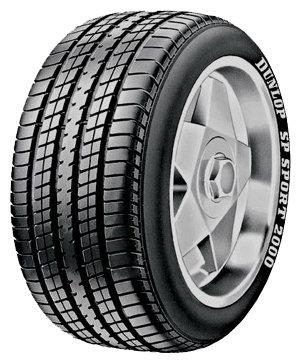 Автомобильная шина Dunlop SP Sport 2000