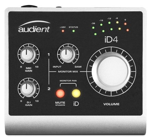 Audient ID4
