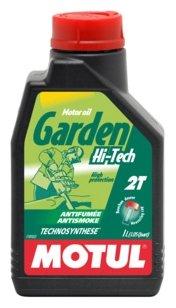Масло для садовой техники Motul Garden 2T Hi-Tech 1 л