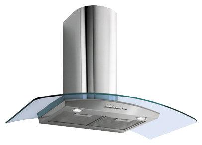FALMEC Astra vetro Parete 90 IX/Glass (800)