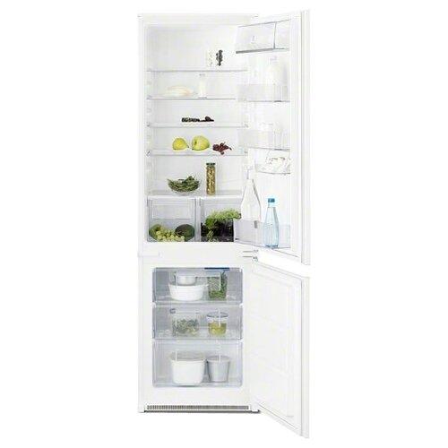 цена Встраиваемый холодильник Electrolux ENN 92801 BW онлайн в 2017 году