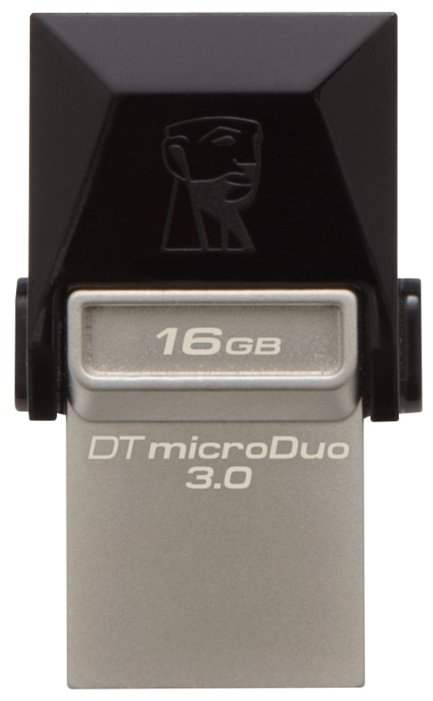 Флешка Kingston DataTraveler microDuo 3.0