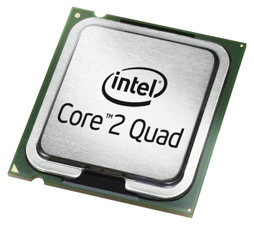 Процессор Intel Core 2 Quad Yorkfield