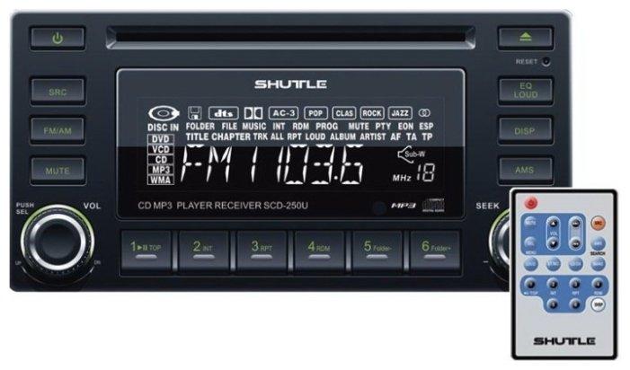 Shuttle SCD-250U