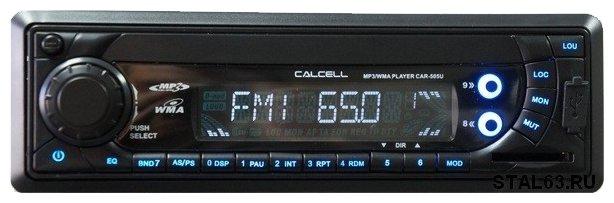 Автомагнитола Calcell CAR-505U