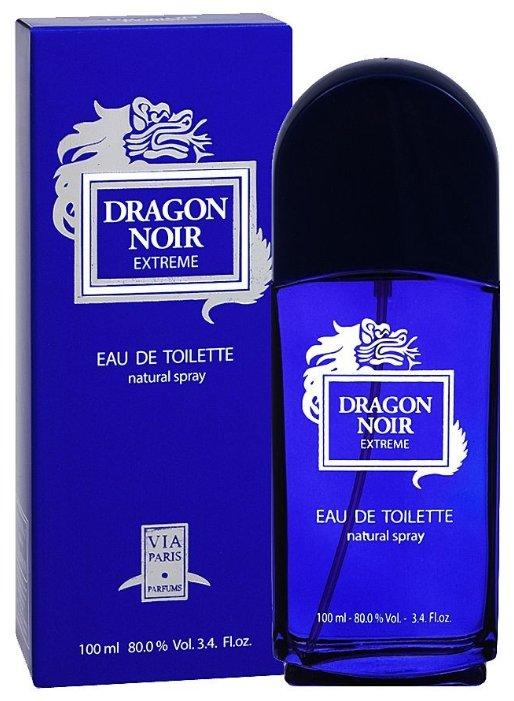Туалетная вода Dragon Parfums Dragon Noir Extreme