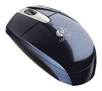Мышь Logitech Cordless Optical Mouse for Notebooks Onyx USB