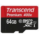 Карта памяти Transcend TS*USDU1 400x--