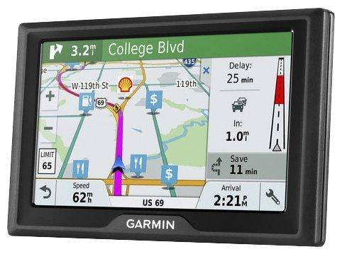 Garmin Навигатор Garmin Drive 51 LMT-S Europe