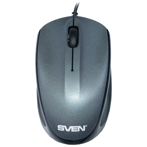 Мышь SVEN RX-550 Dark Gray USB