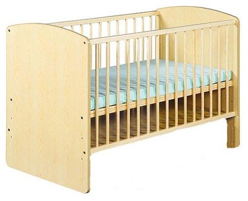 Кроватка Klups Karolina II (без ящика)
