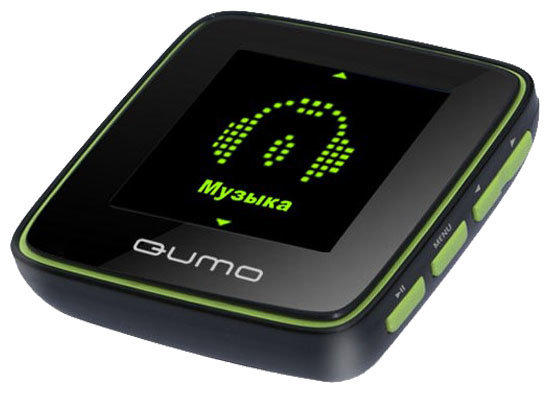 Плеер Qumo Boxon 4Gb