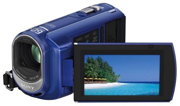 Сравнение с Sony DCR-SX40E