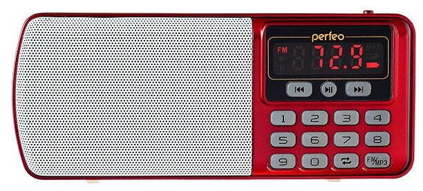 Perfeo Радиоприемник Perfeo Егерь FM+