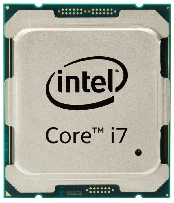 Сравнение с Intel Core i7 Broadwell E
