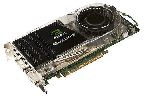 PNY Quadro FX 4600 580Mhz PCI-E 768Mb 1800Mhz 384 bit 2xDVI
