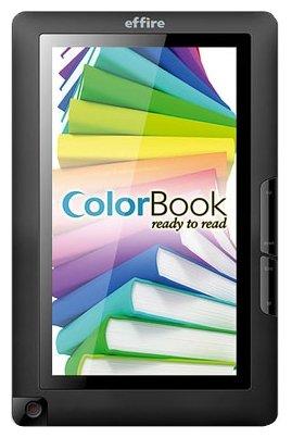effire Электронная книга effire ColorBook TR73S