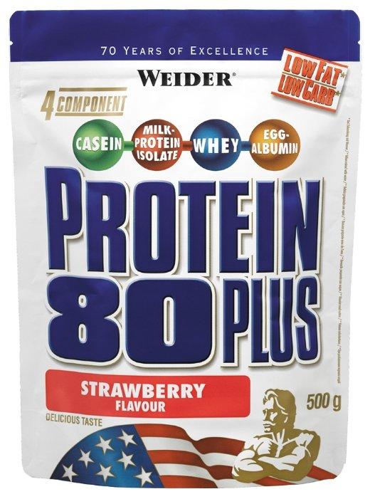 Протеин Weider Protein 80+ (500 г)