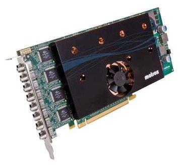 Matrox Видеокарта Matrox M9188 PCI-E 2048Mb 128 bit