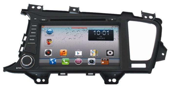Автомагнитола CA-FI DL800800-0006 Kia Optima