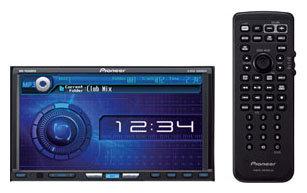 Pioneer AVH-P6050DVD