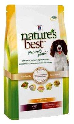 Корм для собак Hill's Nature's Best Canine Adult Mini/Medium dry