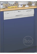 Посудомоечная машина Whirlpool ADG 9540 WH