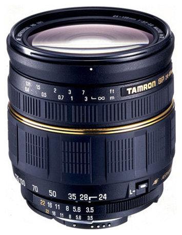 Объектив Tamron SP AF 24-135mm f/3.5-5.6 AD Aspherical [IF] (190D) Canon EF