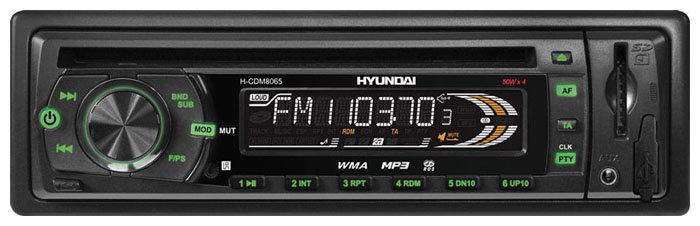 Hyundai H-CDM8065 (2009)