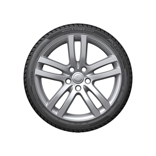 Автомобильные шины Hankook Tire Winter I*Cept Evo 2 W320 225/50 R18 99V