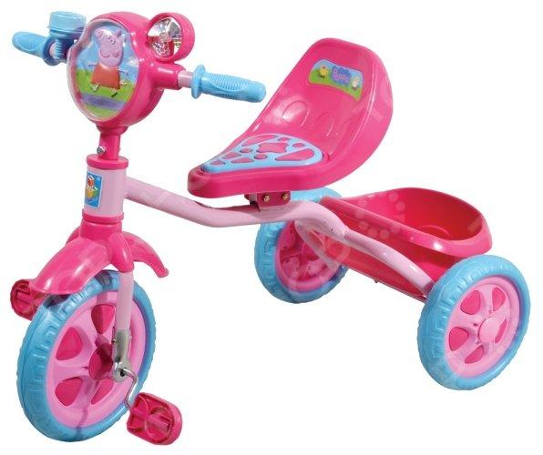 Трехколесный велосипед 1 TOY Т57573 Peppa
