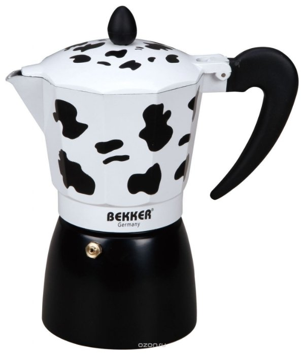 Кофеварка Bekker BK-9355 (450 мл)