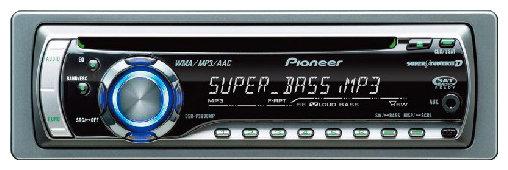 Автомагнитола Pioneer DEH-P3900MP