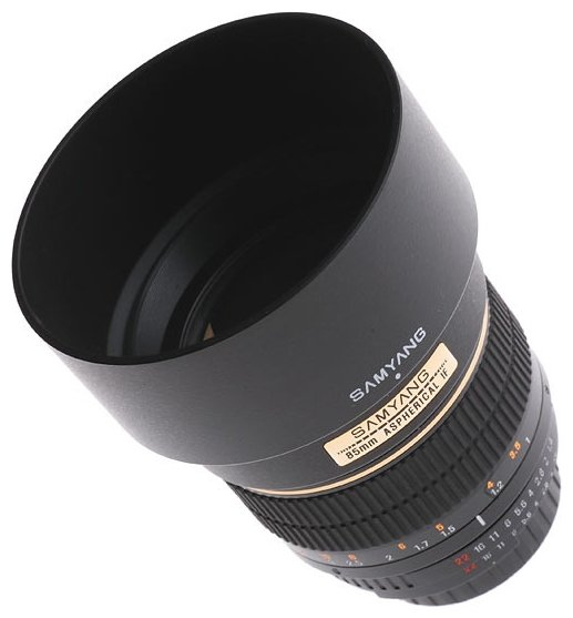 Объектив Samyang 85mm f/1.4 AS IF 4/3