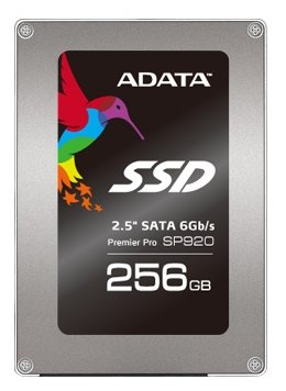 A-DATA SATA III 256Gb ASP920SS3-256GM-C Premier Pro SP920 2.5""