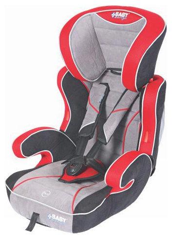 Автокресло группа 1/2/3 (9-36 кг) Baby Design Jumbo Trendy