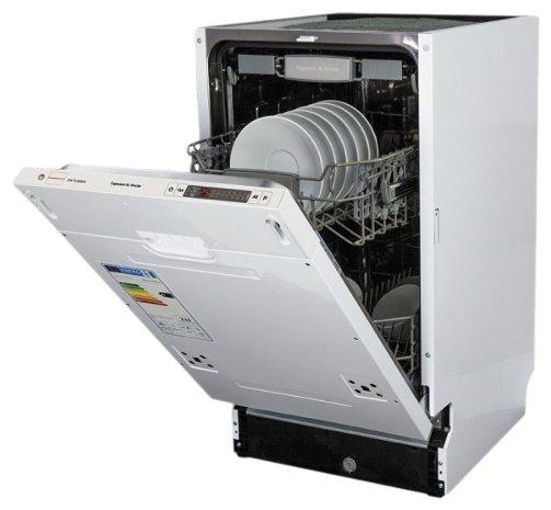 Zigmund & Shtain Посудомоечная машина Zigmund & Shtain DW129.4509X