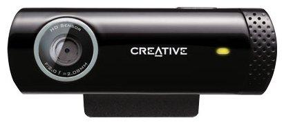 Сравнение с Creative Live! Cam Chat HD