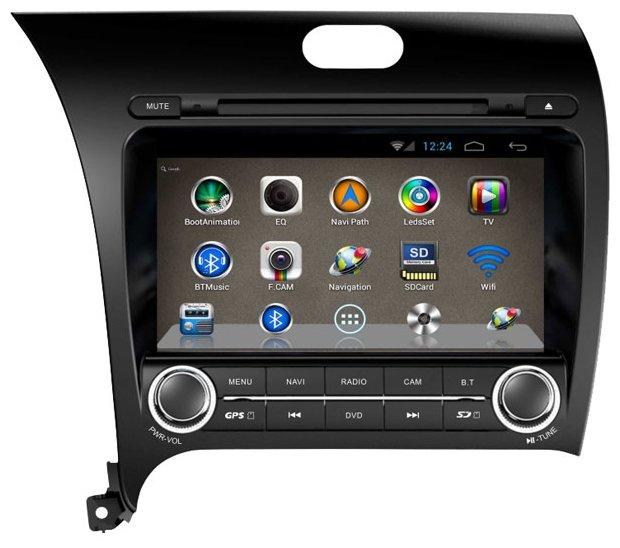 SIDGE Kia CERATO (2013+ ) Android 4.0