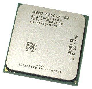 AMD Athlon 64 Venice